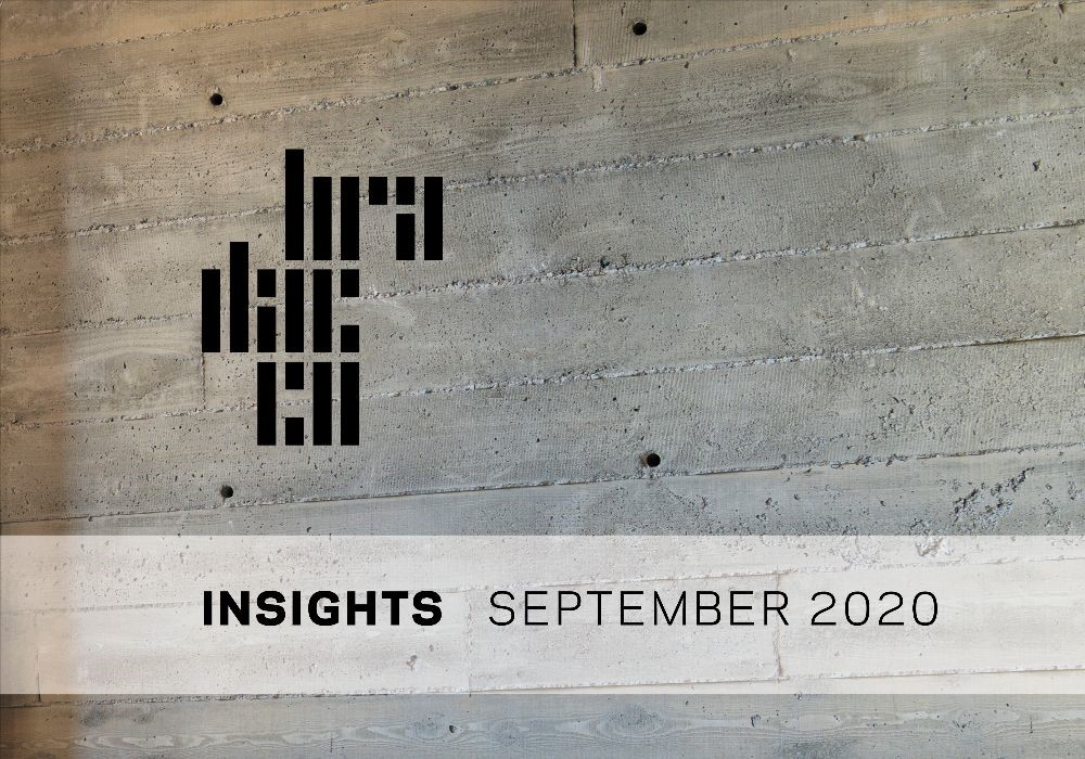 Bradac Co Insights Newsletter September 24, 2020